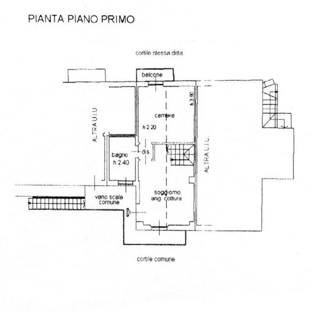 Appartamento Affitto Naviglio